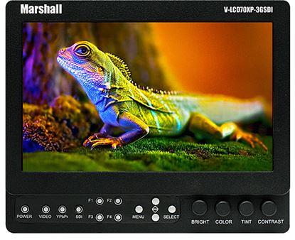 Afbeelding van Marshall 7-inch 3GSDI Lightweight Monitor