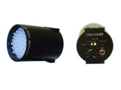 Afbeelding van Switronix Dimmable 5600K LED Light Fixture - 45 Watts