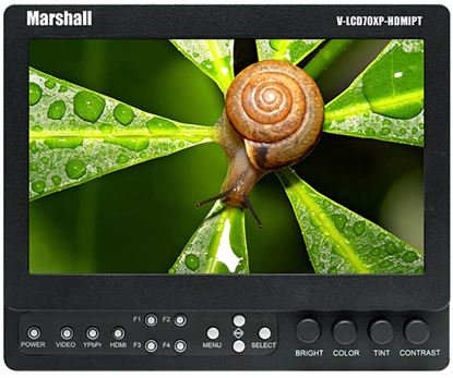 Afbeelding van Marshall 7-inch High Resolution HDMI Monitor with Loop-Through
