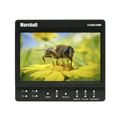 "Afbeelding van Marshall 5"" Small HDMI 800 x 480 Monitor"