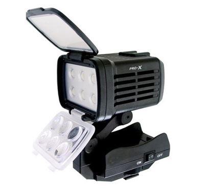 Afbeelding van DV/HDV On-Camera Light
